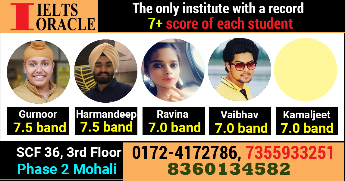 Best IELTS institute in Mohali