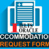 ACCOMMODATION REQUEST FORM
