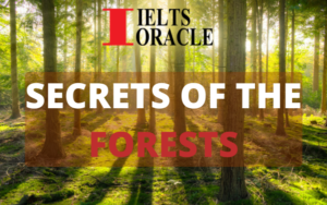 IELTS Reading-SECRETS OF THE FORESTS