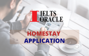 IELTS Listening-Homestay Application