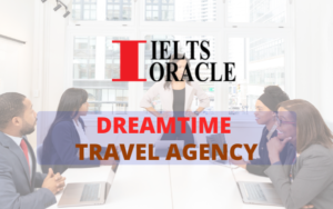 IELTS Listening-Dreamtime Travel Agency