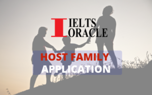 IELTS Listening-Host Family Application