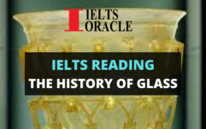 Ielts Reading-The History of Glass
