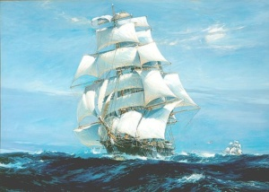 Ielts Reading-Cutty Sark: the fastest sailing ship of all time