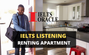 Ielts Listening-Renting apartment