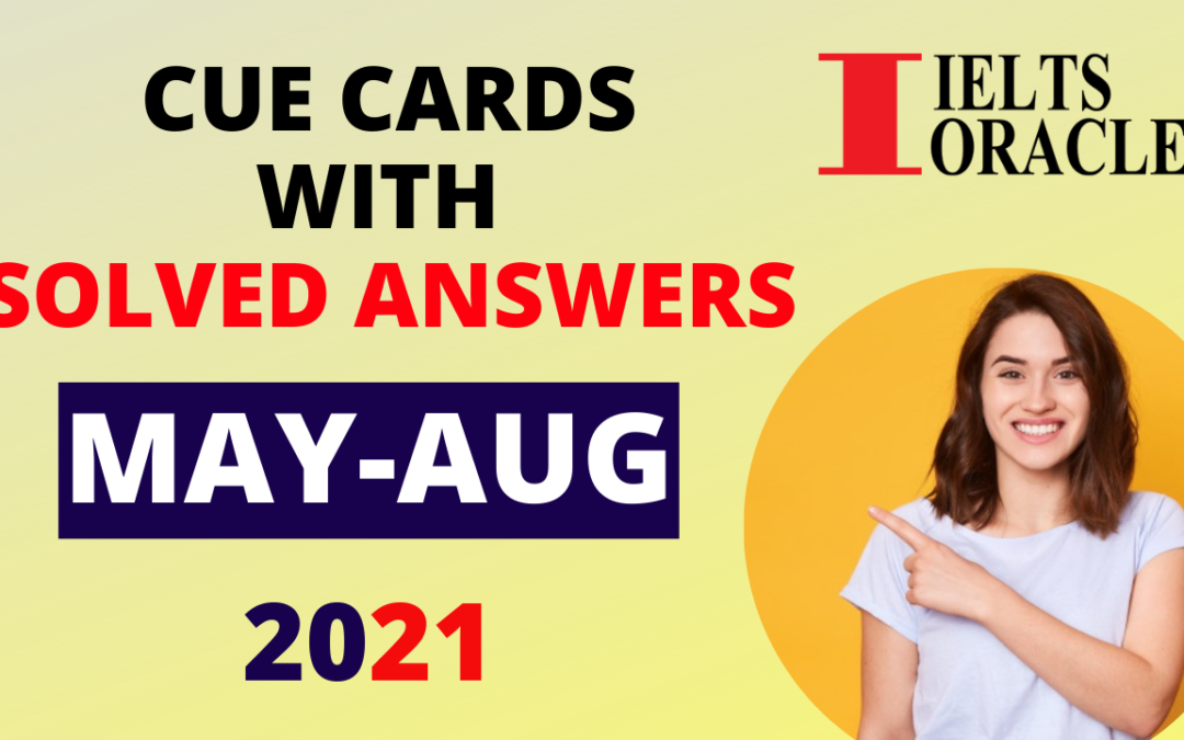 Cue Cards May To August 2021 | New Cue Cards May To August 2021 | May To August Cue Cards 2021
